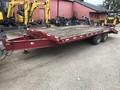 1997 Cronkite 5110A Flatbed Trailer