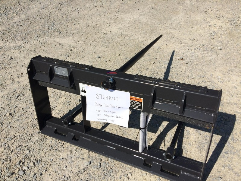 2017 New Holland 87648167 Loader and Skid Steer Attachment