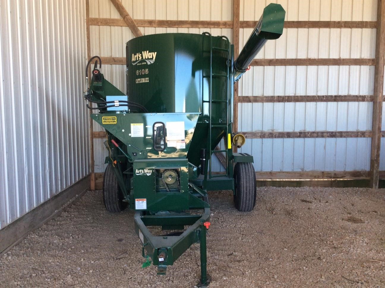 2020 Art's Way CATTLE MAXX  6105 Grinders and Mixer