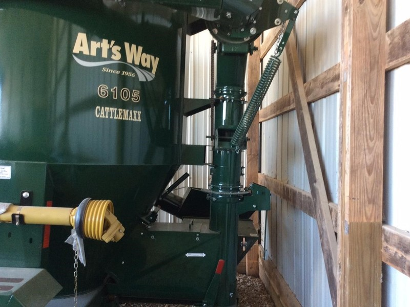 2019 Art's Way CATTLE MAXX  6105 Grinders and Mixer
