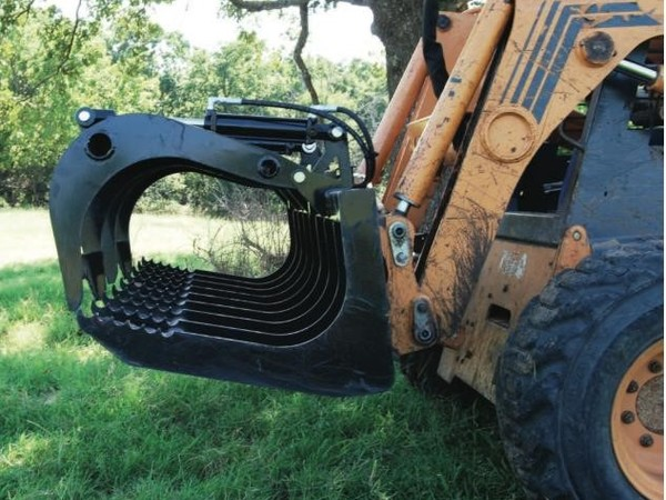 2019 Rhino BG84 Loader and Skid Steer Attachment