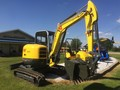 2017 Wacker Neuson EZ53 Excavators and Mini Excavator