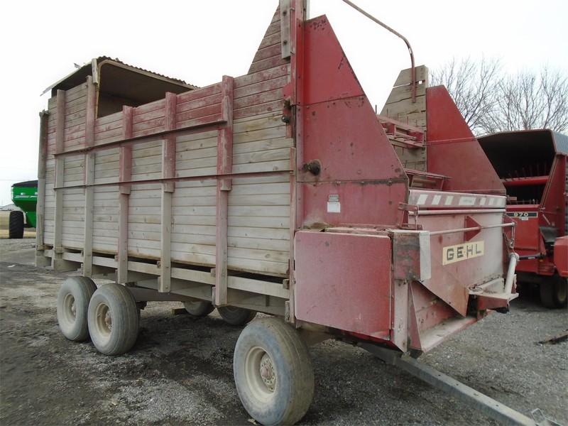 Minnesota 12078 Forage Wagon