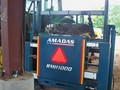 2011 Amadas Round Module Handler w/ Mast Loader and Skid Steer Attachment