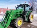 2014 John Deere 6115R Tractor