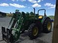 2011 John Deere 5105M Tractor