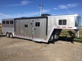2016 Featherlite 9821-313A Box Trailer