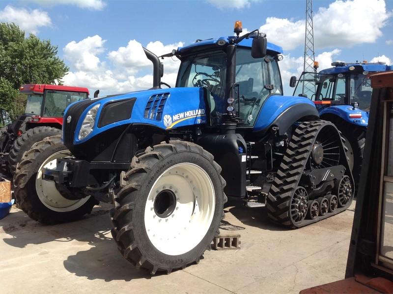 2015 New Holland T8.380 SmartTrax Tractor