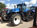 2015 New Holland T8.380 SmartTrax 175+ HP