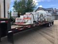 2018 Neville SPRAY TRAILER Flatbed Trailer