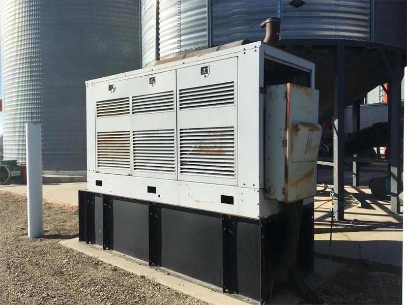1995 Detroit 150 KW Generator