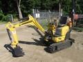 2018 Yanmar SV08-1B Excavators and Mini Excavator
