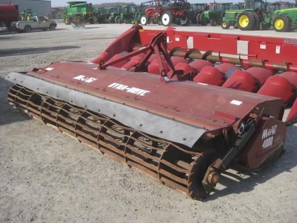 M&W DD40 Soil Finisher