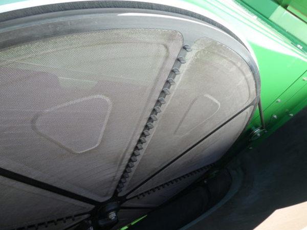 2012 John Deere S550 Combine