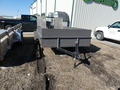2004 Carry-On 7X14 Flatbed Trailer