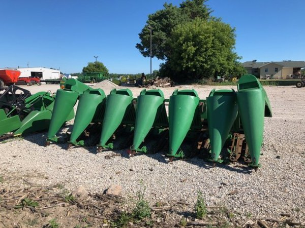 1997 John Deere 693 Corn Head