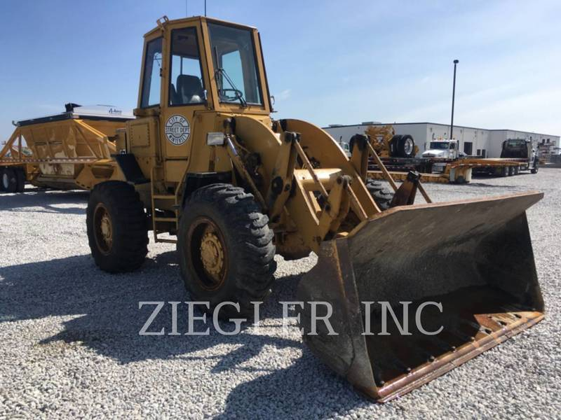 1980 Caterpillar 920 Wheel Loader