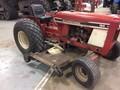 1980 International Harvester Cub 184 Lo-Boy Tractor
