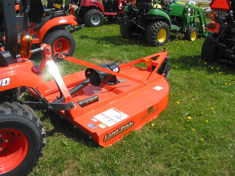 2017 Land Pride RCR1248 Rotary Cutter