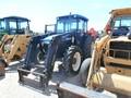 2001 New Holland TN75DA Tractor