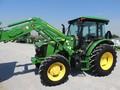 2017 John Deere 5115M Tractor