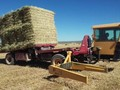 2004 New Holland BW28 Bale Wagons and Trailer