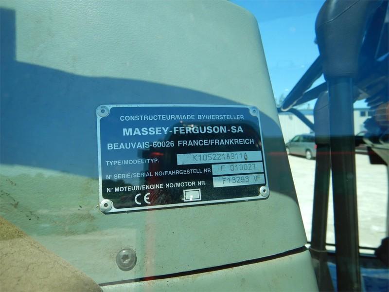 1997 Massey Ferguson 8140 Tractor