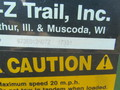 E-Z Trail 672-26' Header Trailer