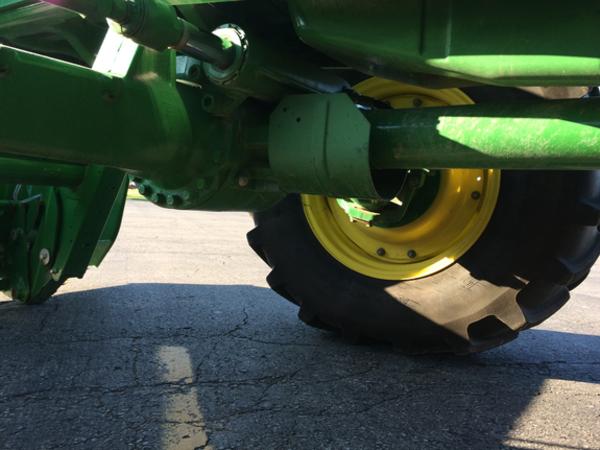 2017 John Deere 6155M Tractor
