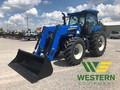 2017 New Holland T6.180 Tractor