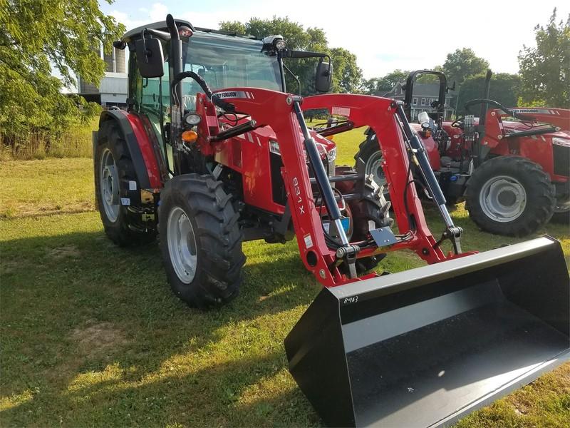 2018 Massey Ferguson 4710 Tractor