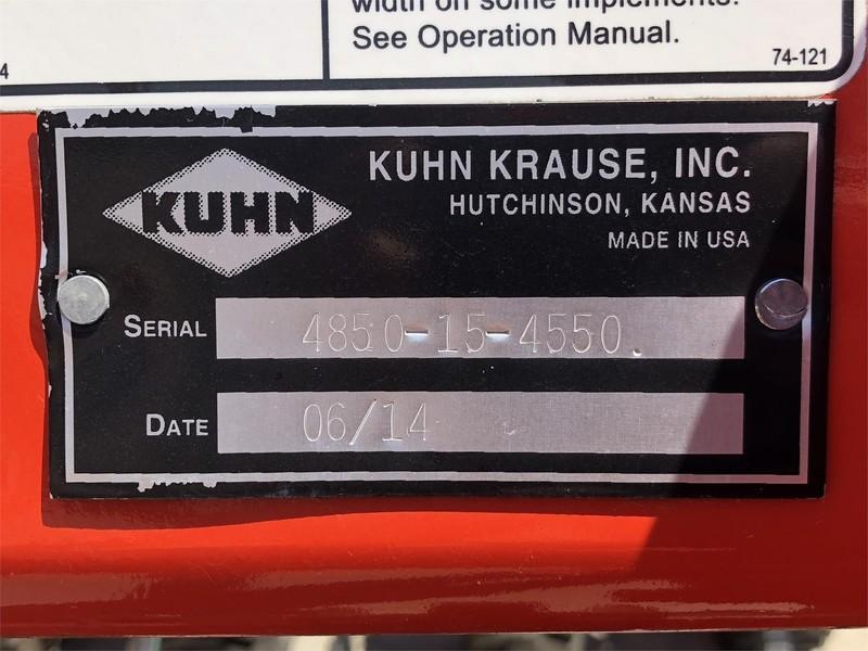 2014 Krause Dominator 4850 Disk Chisel