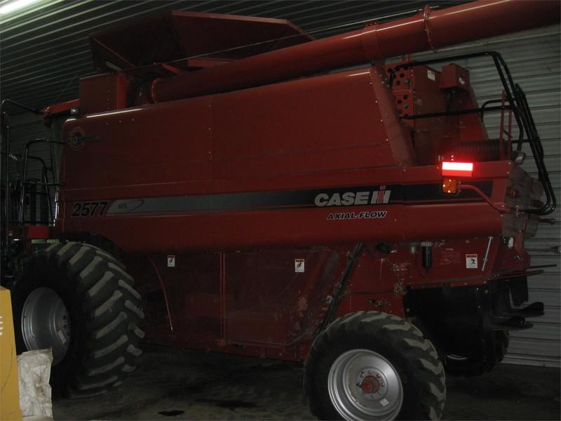 2007 Case IH 2577 Combine