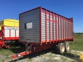 2009 H & S WB20AL Forage Wagon