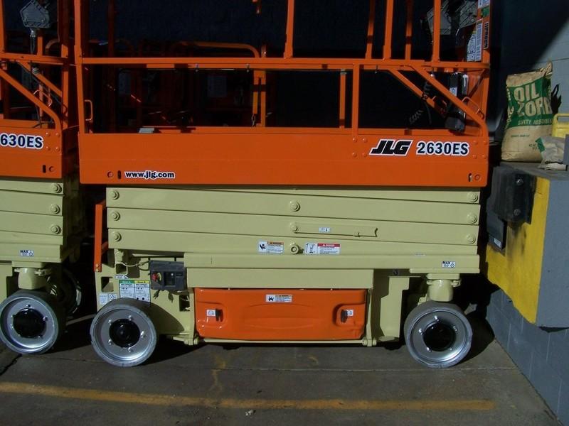 2004 JLG 2630ES Scissor Lift
