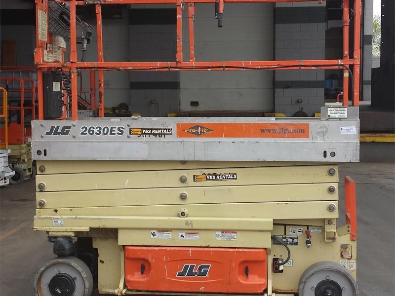 2007 JLG 2030ES Scissor Lift