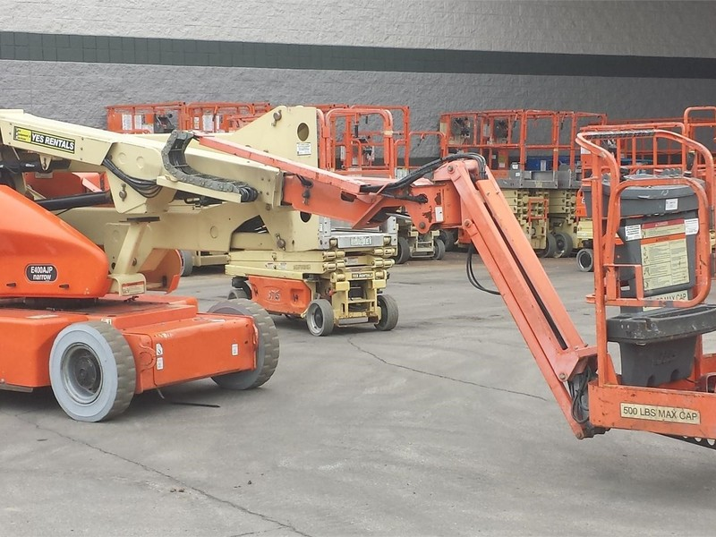 2006 JLG E400AJPN Miscellaneous