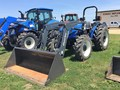 2007 New Holland TN75A 40-99 HP