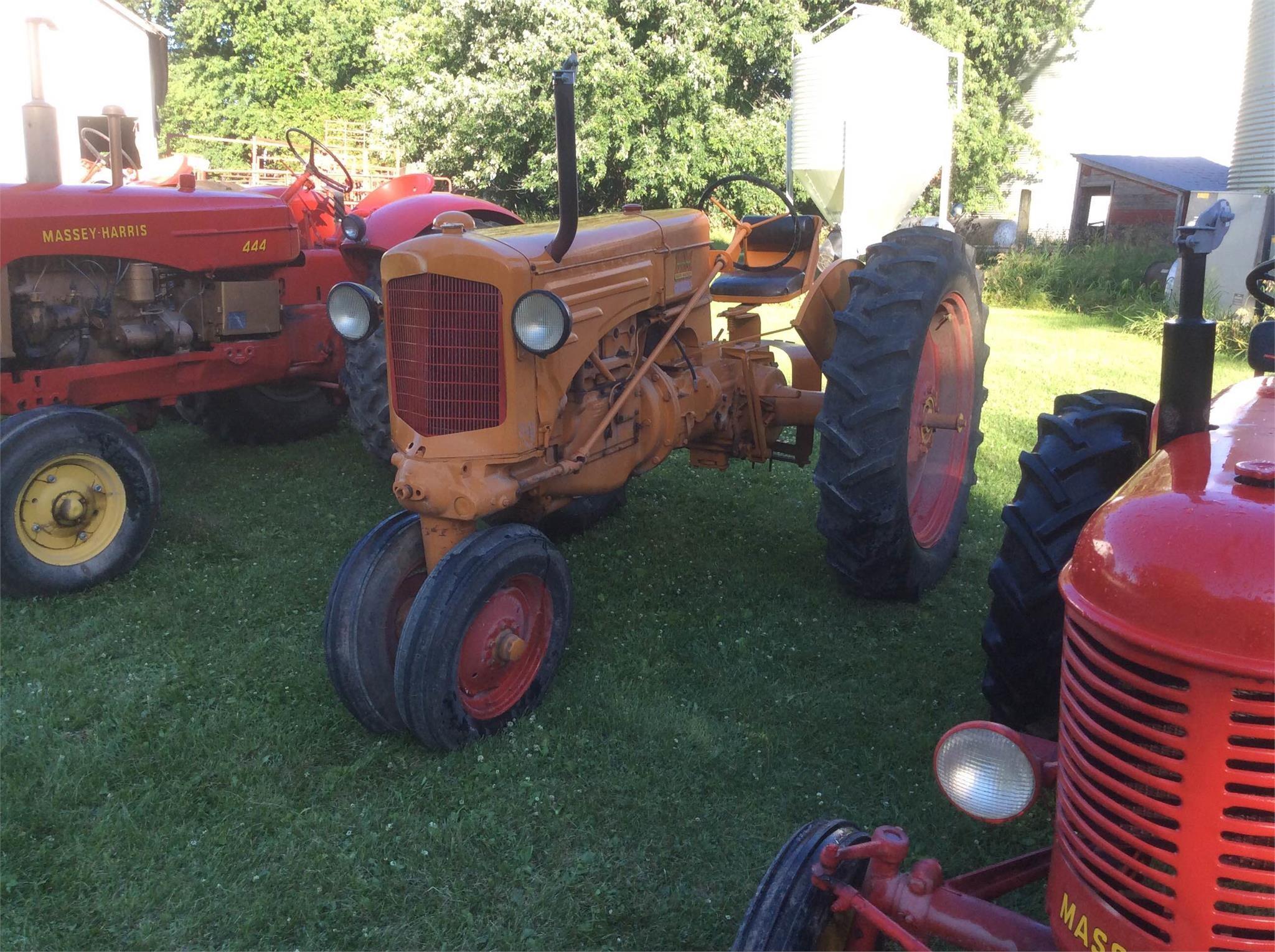 1948 Minneapolis-Moline RTU Tractor