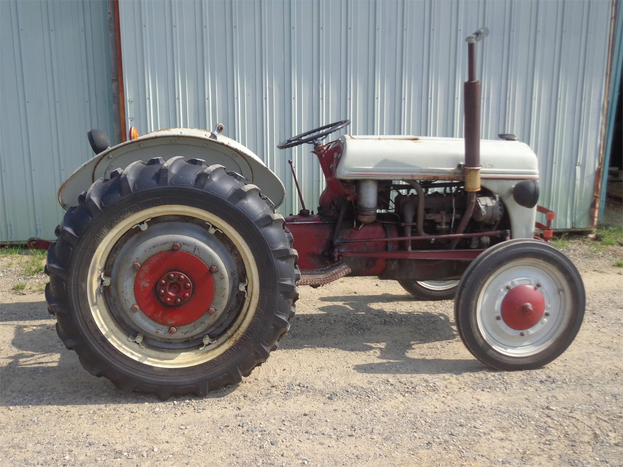 9n Ford Tractor >> 1939 Ford 9n Tractor