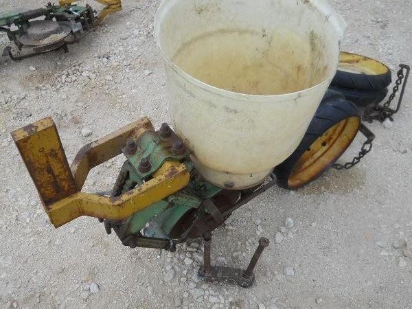 John Deere 71 Planter Anson Texas Machinery Pete