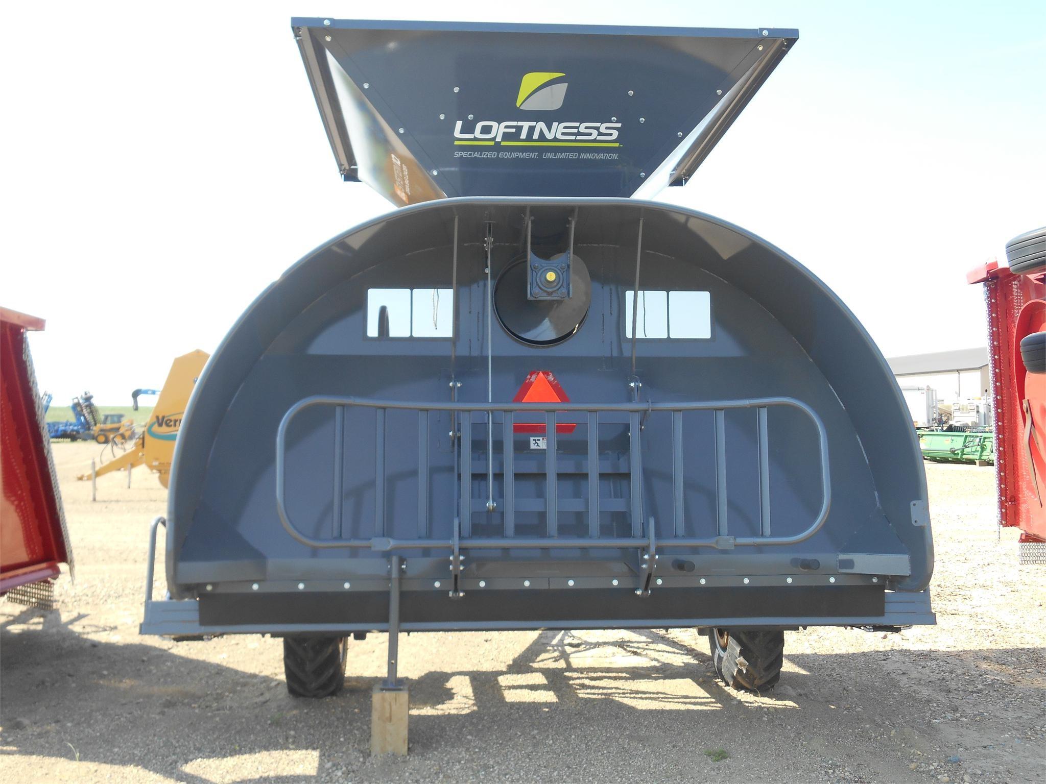 2021 Loftness GBL10 Grain Bagger