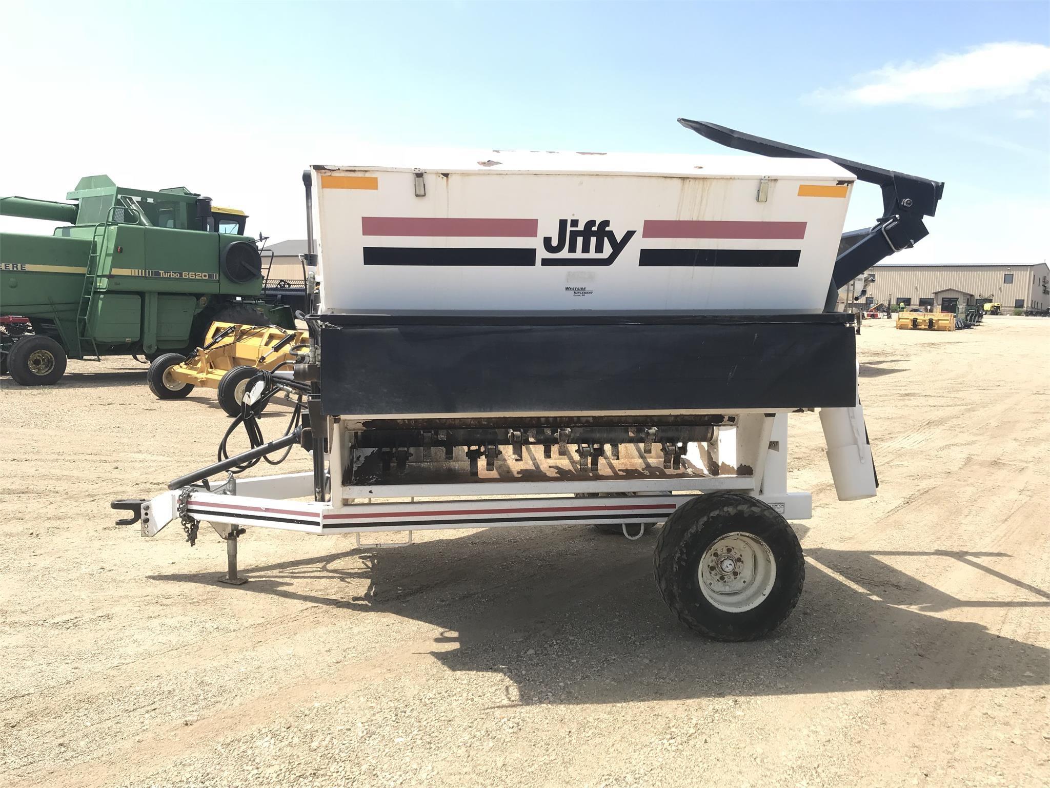 Jiffy 920 Bale Processor