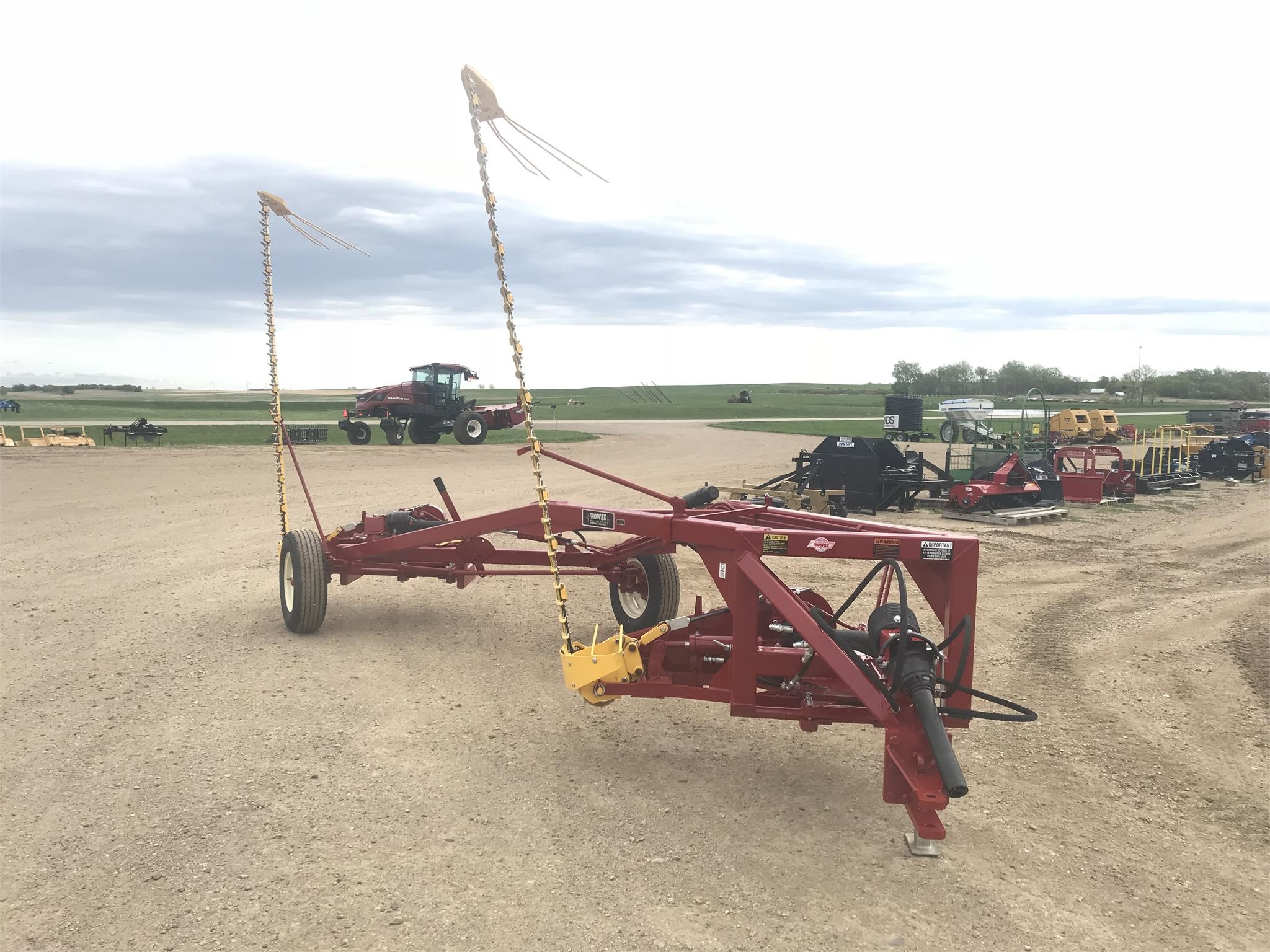 2020 Rowse D9 Sickle Mower