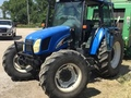 2008 New Holland TL100A Tractor