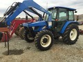 2005 New Holland TL100A Tractor