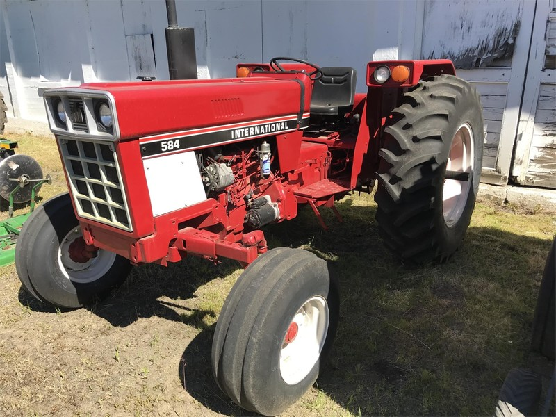 Used International 584 Tractors For Sale