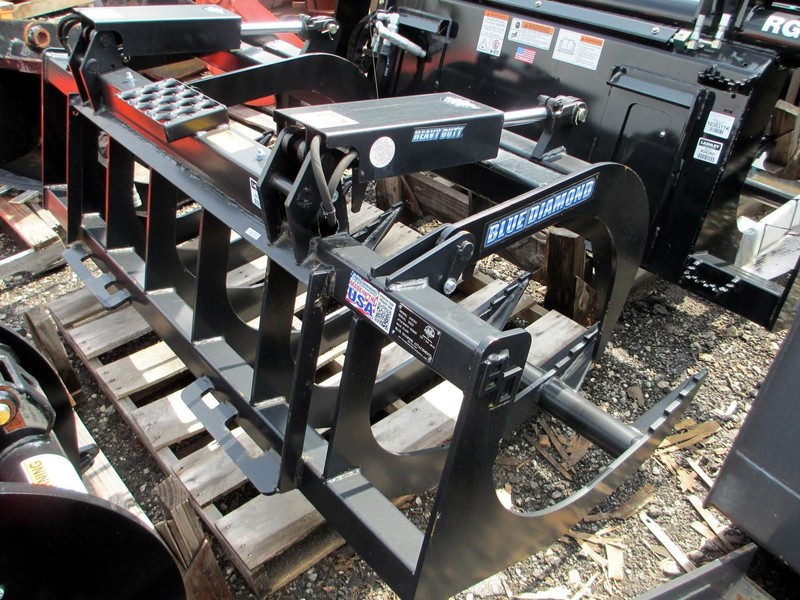 Blue Diamond 106090 Loader and Skid Steer Attachment