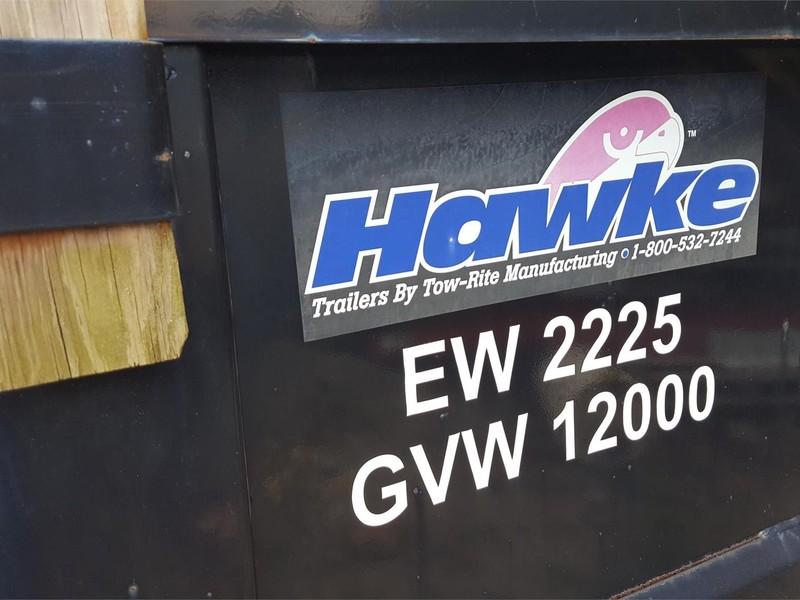 2004 Hawke 6 TON DUMP Dump Trailer