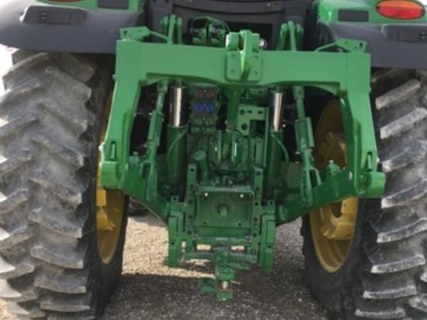 2016 John Deere 6145R Tractor